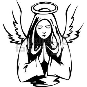 christian religion angel 076