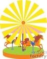 carousel horse010