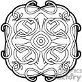 celtic design 0084w