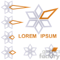 logo template star 007  gif, png, jpg, eps, svg, pdf