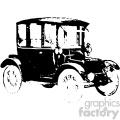 old vintage distressed electric brougham car retro vector design vintage 1900 vector art gf  gif, png, jpg, eps, svg, pdf