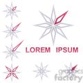 logo template star 011  gif, png, jpg, eps, svg, pdf