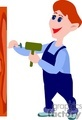 people working occupational carpenter carpenters handyman   occupational025yy clip art people occupations  gif, jpg