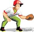 shortstop baseball player gif, png, jpg, eps