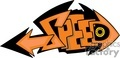 speed graffiti image gif, png, jpg, eps