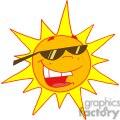 2741-hot-sun-cartoon-character  gif, png, jpg, eps, svg, pdf