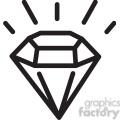 imperfect diamond icon  gif, png, jpg, eps, svg, pdf
