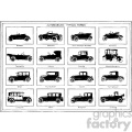 vintage distressed automobiles vector design vintage 1900 vector art gf  gif, png, jpg, eps, svg, pdf