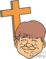 religion religious christian cross boy boys lds   christian060_ssc_c_ clip art religion christian  gif
