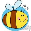4118-fflying-bee-cartoon-character  gif, png, jpg, eps, svg, pdf