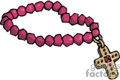 religious necklace gif