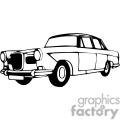 transportation vector vinyl-ready viny ready cutter clipart clip art eps jpg gif images black white car cars old antique antiques classic auto automobile automobiles gif, png, jpg, eps
