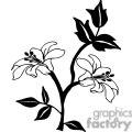 81-flowers-bw  gif, png, jpg, eps, svg, pdf