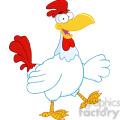 cartoon-chicken-character