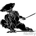 ninja clipart 014