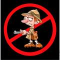 no safari hunting sign  gif, png, jpg, eps, svg, pdf