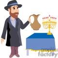 cartoon rabbi gif, png, jpg, eps, svg, pdf