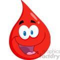 cartoon-blood-character  gif, png, jpg, eps, svg, pdf