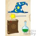 royalty free wizard stuff  gif, png, jpg, eps, svg, pdf
